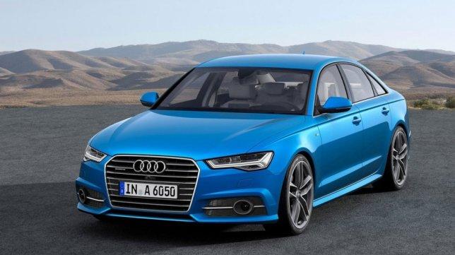 2018 Audi A6 Sedan 35 TFSI