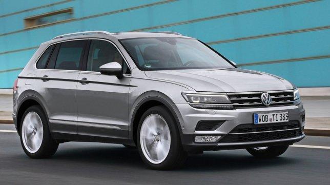2020 Volkswagen Tiguan 330 TSI Elegance