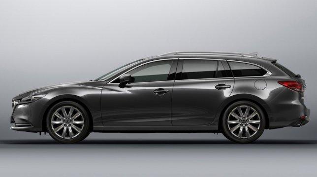 2020 Mazda 6 Wagon 2.5旗艦進化型