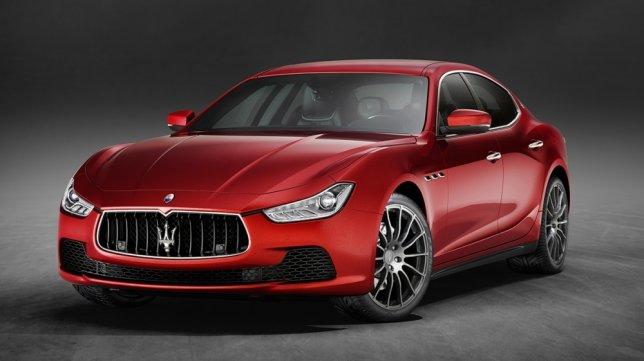 2017 Maserati Ghibli 3.0 V6 Elite