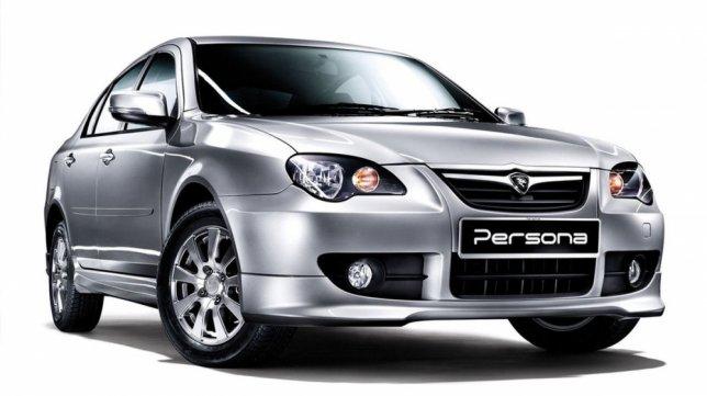 2015 Proton Persona 1.6自排型