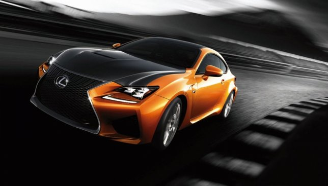 2015 Lexus RC F極致版(選配CFRP套件)
