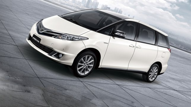 2018 Toyota Previa 3.5旗艦版