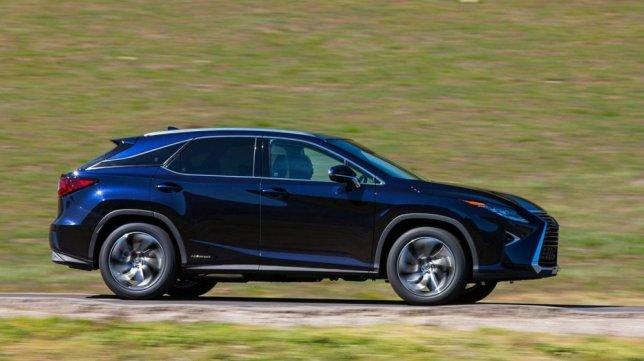 2018 Lexus RX 450h豪華版