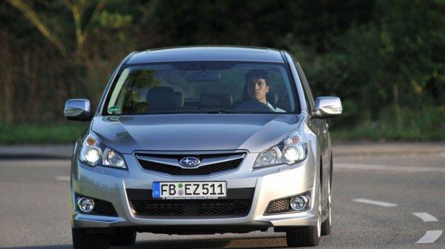 2014 Subaru Legacy Wagon 2.5i