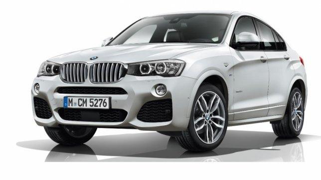 2017 BMW X4 xDrive20i M Sport
