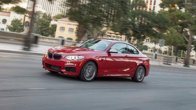 2017 BMW 2-Series M240i手排版