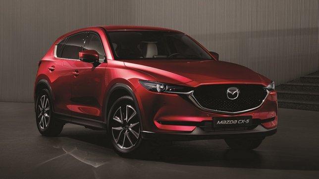 2017 Mazda CX-5(NEW)