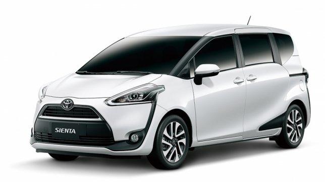 2017 Toyota Sienta 7人座豪華