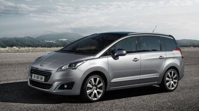 2015 Peugeot 5008 1.6 e-HDi Classic