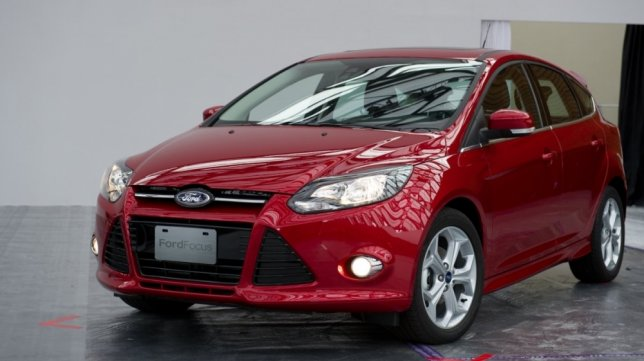 2015 Ford Focus 5D 2.0柴油頂級運動型