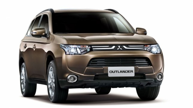 2015 Mitsubishi Outlander 雅緻型