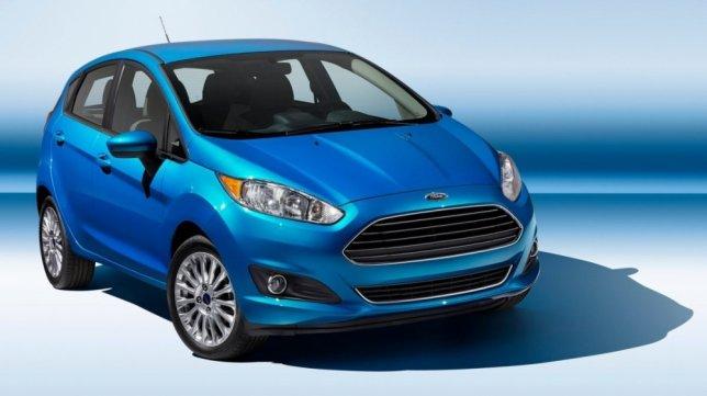 2017 Ford Fiesta 1.5時尚型