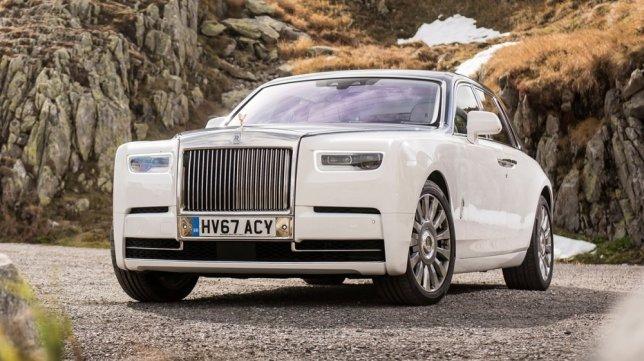 2019 Rolls-Royce Phantom 6.75 V12 SWB尊榮版