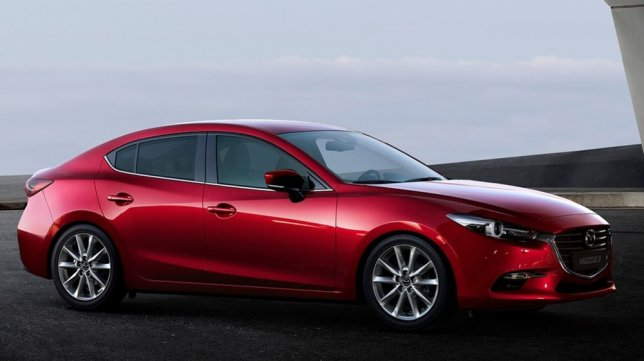 2017 Mazda 3 4D 2.0豪華型