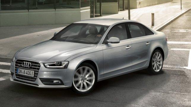 2014 Audi A4 Sedan