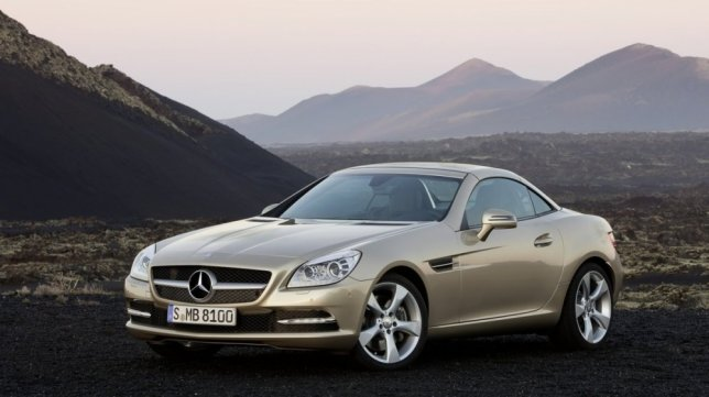 2015 M-Benz SLK-Class SLK200 BlueEFFICIENCY
