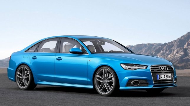 2017 Audi A6 Sedan 40 TFSI