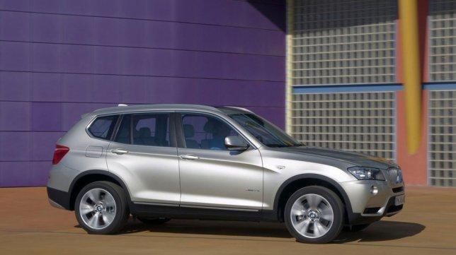 2014 BMW X3 xDrive20i領航版