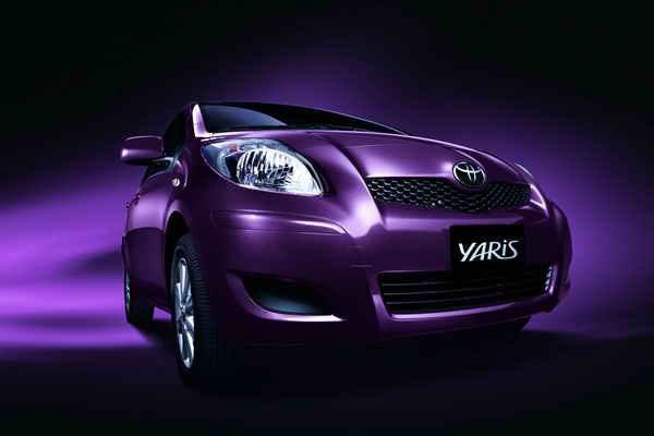 2010 Toyota Yaris 1.5 S Smart