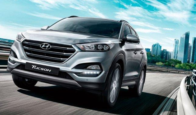 2016 Hyundai Tucson 汽油尊貴