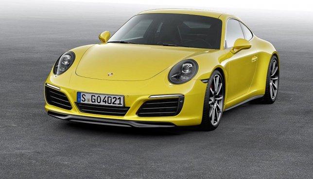 2016 Porsche 911 Carrera 4(NEW)
