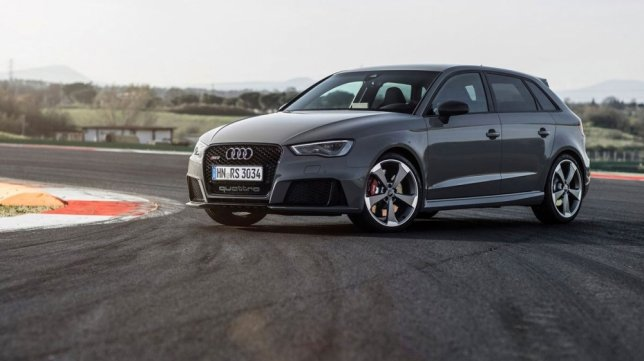 2016 Audi A3 Sportback RS3