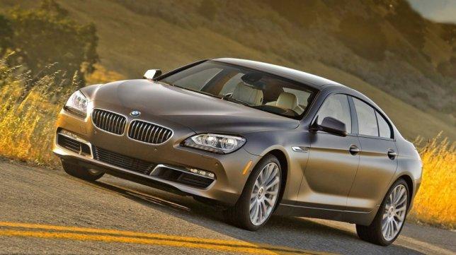 2015 BMW 6-Series Gran Coupe 640i
