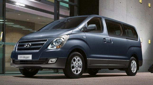 2017 Hyundai Grand Starex 尊貴型
