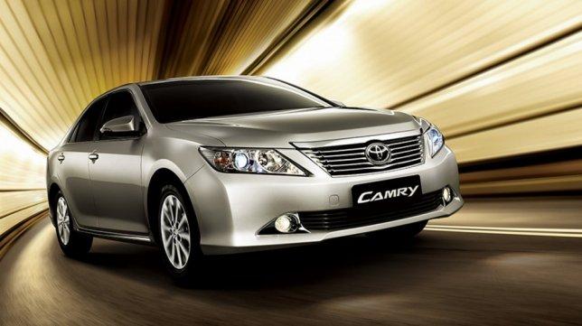 2014 Toyota Camry 2.0 E