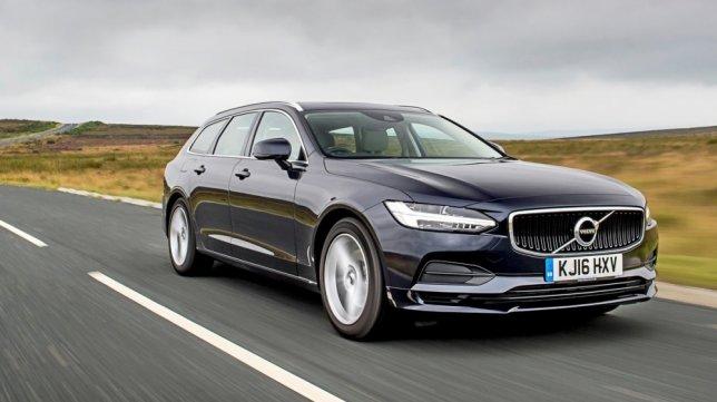 2018 Volvo V90 T5 Momentum