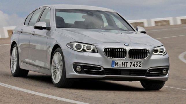 2014 BMW 5-Series Sedan 520i