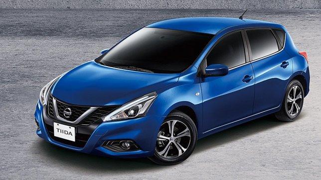 2018 Nissan Tiida 5D 旗艦版