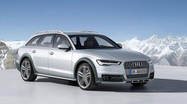 2018 Audi A6 allroad quattro