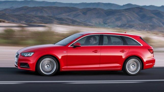 2017 Audi A4 Avant 30 TFSI
