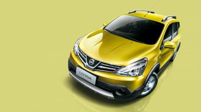 2017 Nissan Livina 1.6豪華版