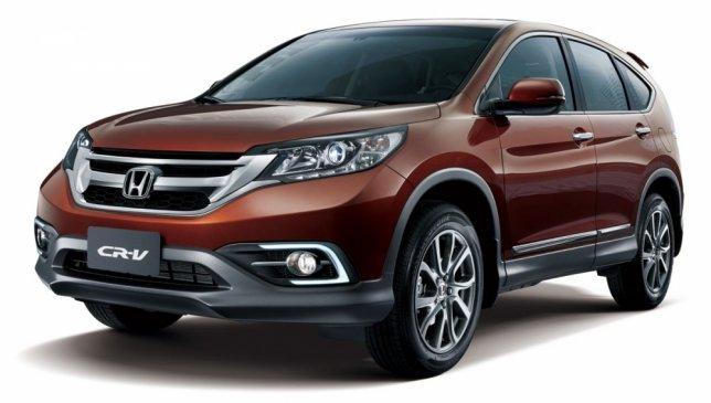 2015 Honda CR-V(NEW) 2.4 VTi