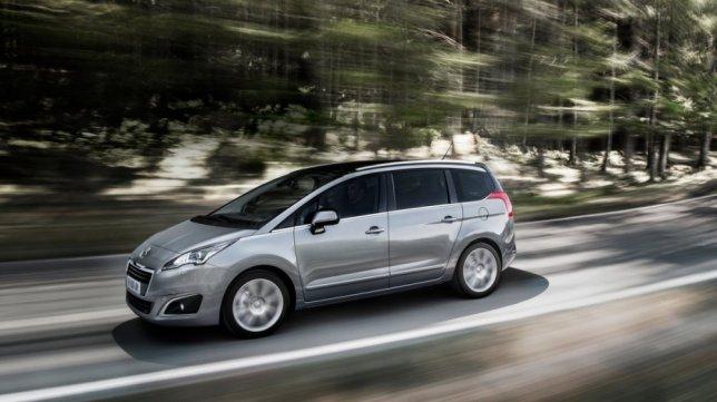 2015 Peugeot 5008 2.0 HDi Premium Pack