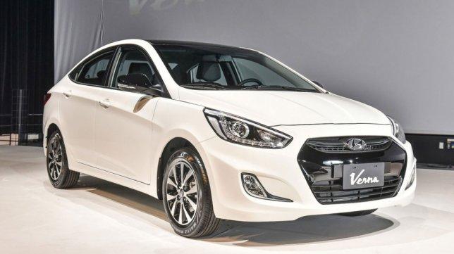 2016 Hyundai Verna 1.6尊爵型酷跑款