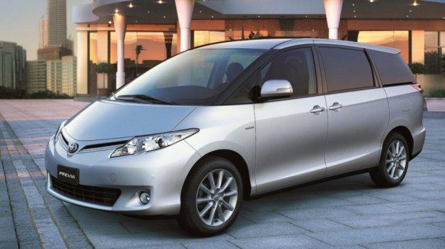 2018 Toyota Previa 2.4經典版