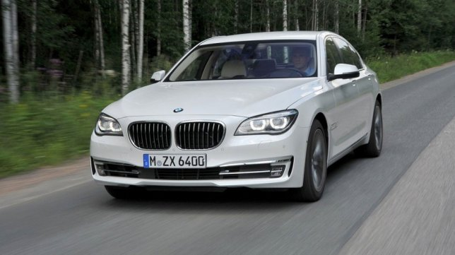 2015 BMW 7-Series 730d