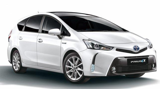 2020 Toyota Prius Alpha 1.8