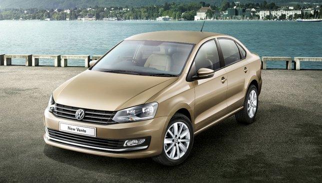 2016 Volkswagen Vento