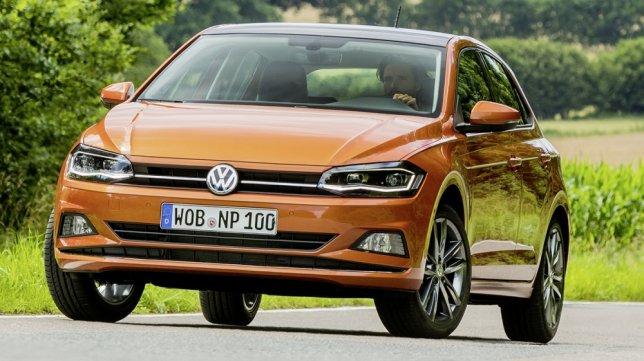 2018 Volkswagen Polo 230 TSI Comfortline