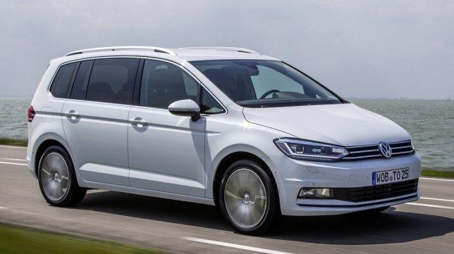 2018 Volkswagen Touran