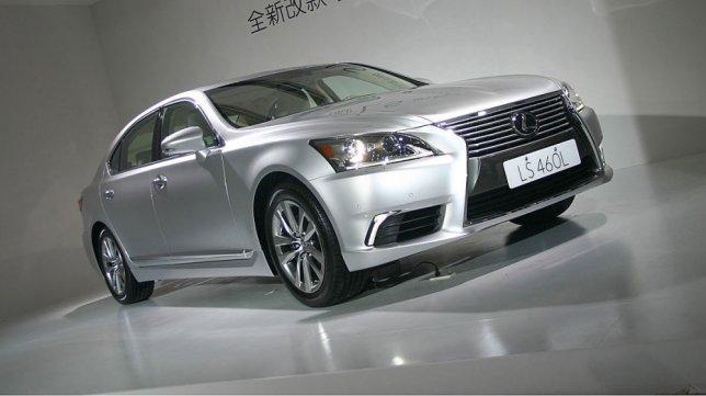 2015 Lexus LS 460L頂級版
