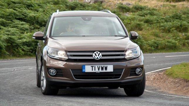 2014 Volkswagen Tiguan GP 1.4 TSI Trend & Fun