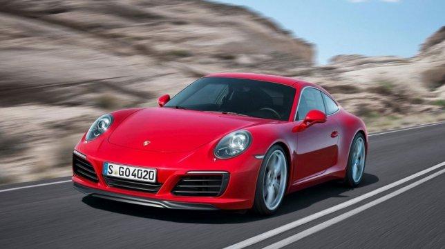 2016 Porsche 911 Carrera(NEW)