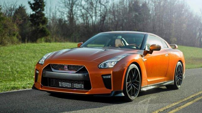 2020 Nissan GT-R 3.8 Premium Edition