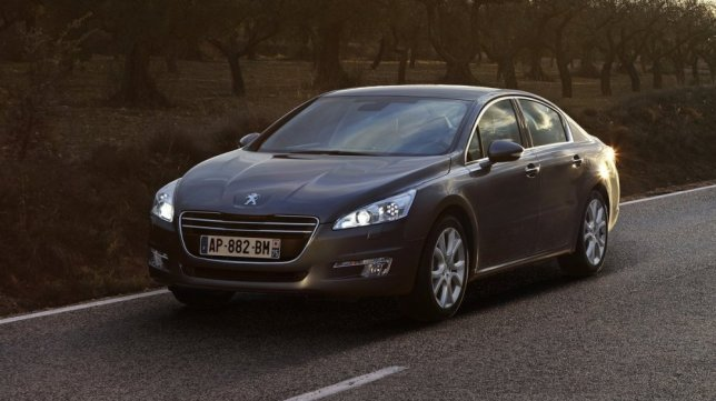 2014 Peugeot 508 1.6 THP Premium
